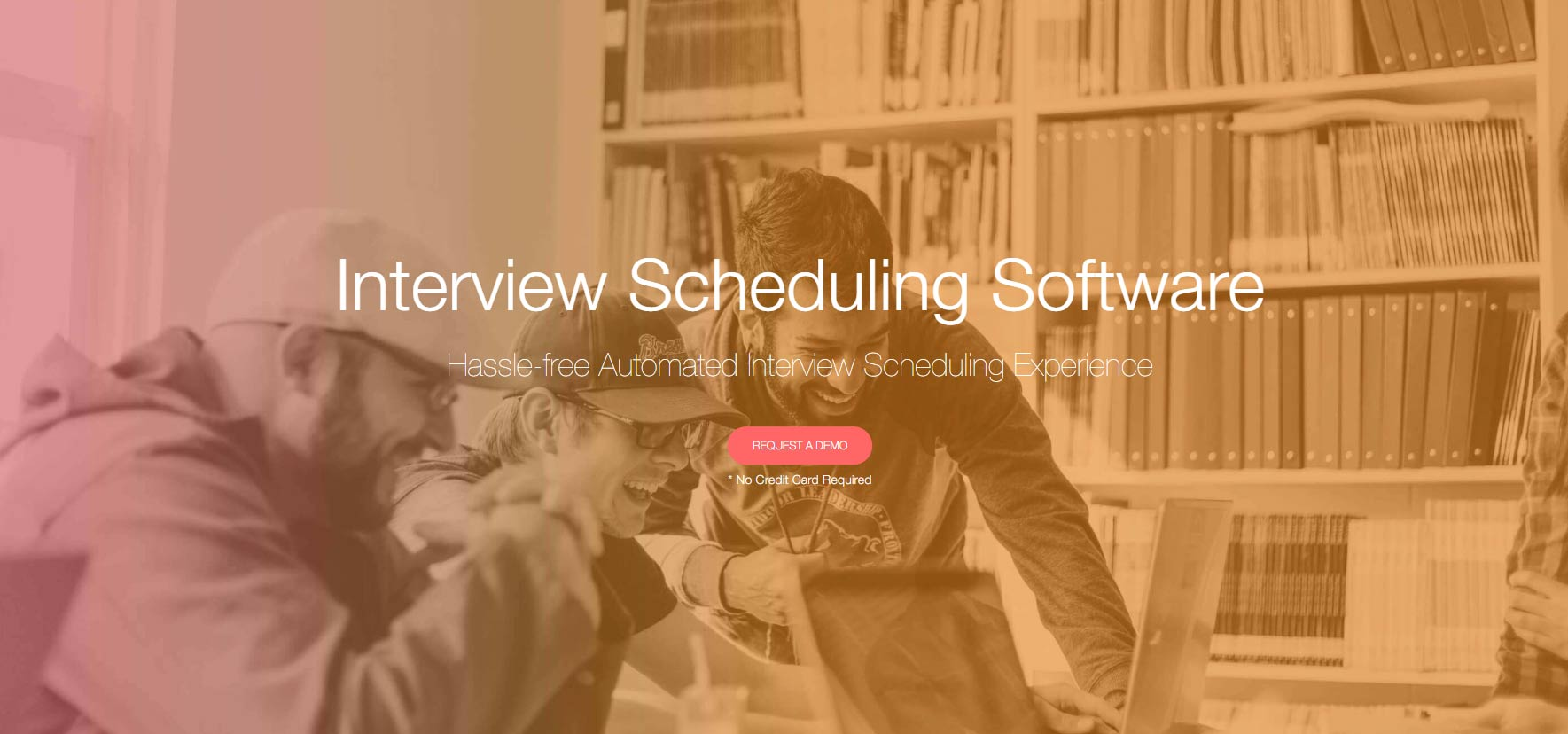 Rakuna interview scheduling software