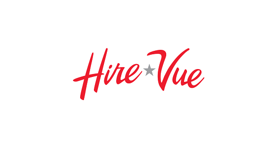 HireVue's video interview software