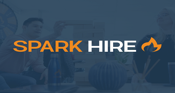 Spark Hire's video interview software