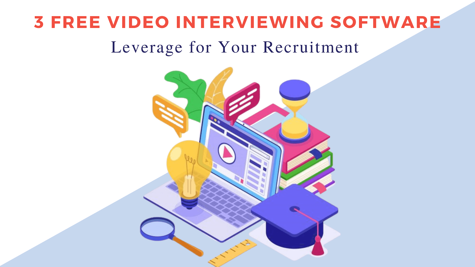 Top 3 Best Free Video Interviewing Software for Recruiters